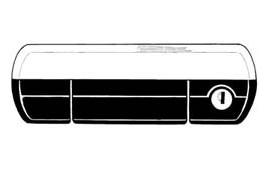 MANIGLIA FI 131 PORTA POST.